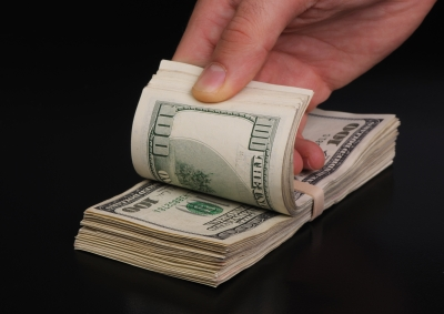 Cash Transactions on the Rise