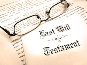 How to become executor of an estate after a death