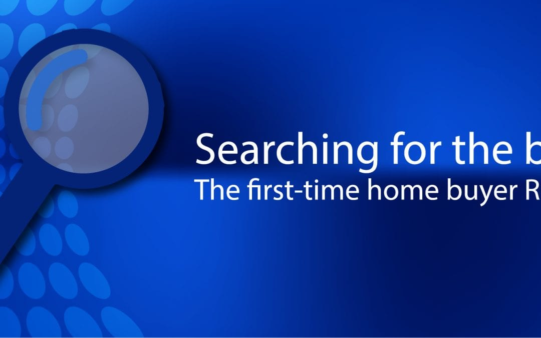 Searching for the best: The first time home buyer Realtor