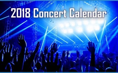 Olear Team posts extensive list of WNY concerts and festivals